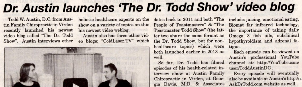 AskDrTodd.com